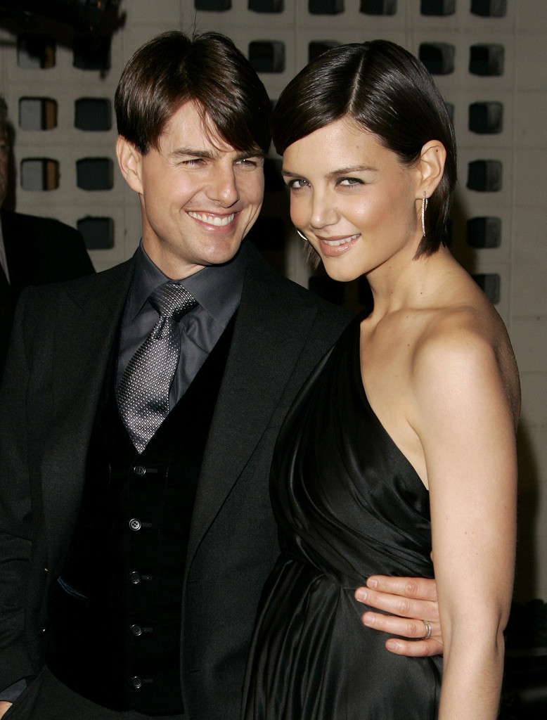 katie holmes on tom cruise how to make it through your