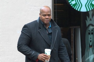 Frank Thomas Frank Thomas Makes a Starbucks Run