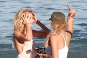 GUESS Photo Shoot On Catalina Island