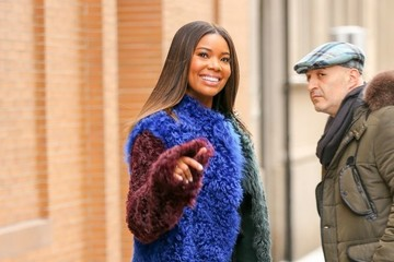 Gabrielle Union Gabrielle Union Leaves 'The View' in NYC