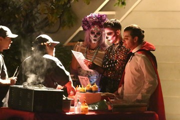 Gavin Rossdale Stars at Kate Hudson's Halloween Party — Part 4