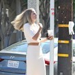 Genevieve Morton Genevieve Morton Heads Out for Lunch in West Hollywood