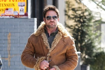 Gerard Butler Gerard Butler Out and About in NYC