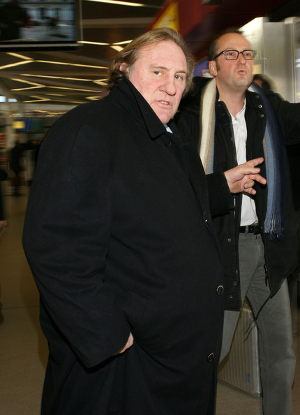 Gerard depardieu french actor gerard depardieu arrives for a wine