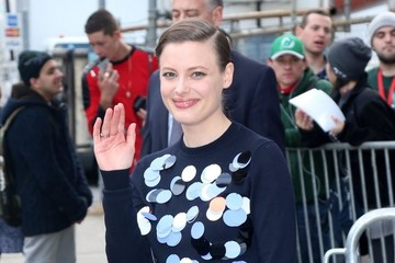 Gillian Jacobs Gillian Jacobs Heads Out in NYC