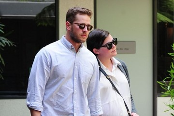 Ginnifer Goodwin Ginnifer Goodwin and Josh Dallas Out in Beverly Hills