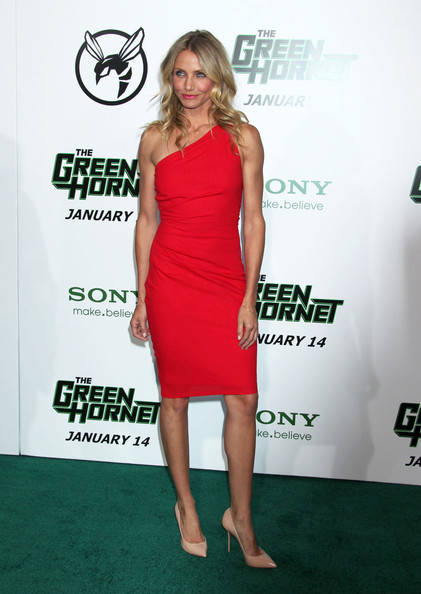 "Celebrities attend the ""The Green Hornet"" Los Angeles premiere at the Grauman's Chinese Theatre in Hollywood, CA."