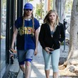 Gregory Russell Chloe Grace Moretz Stops by an Office in Los Angeles