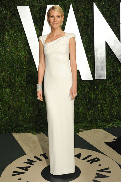 Gwyneth Paltrow Photos Photos The 2012 Vanity Fair Oscar