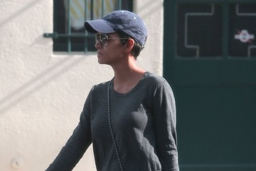 Halle Berry Halle Berry Shops in Beverly Hills