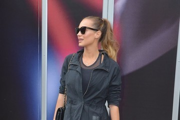 Hannah Jeter Hannah Jeter Steps Out in NYC
