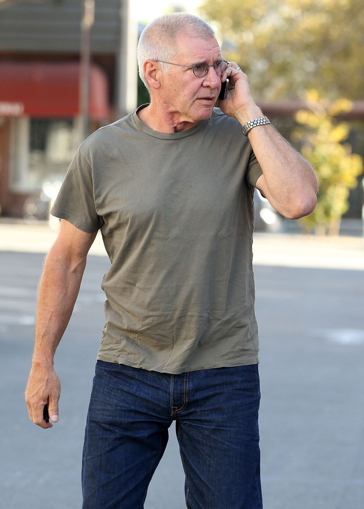 harrison ford photos photos harrison ford rocking the