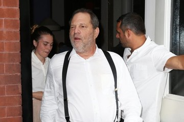 Harvey Weinstein Harvey Weinstein Out and About in NYC
