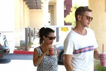 Hayden Christensen Rachel Bilson and Hayden Christensen Get Smoothies