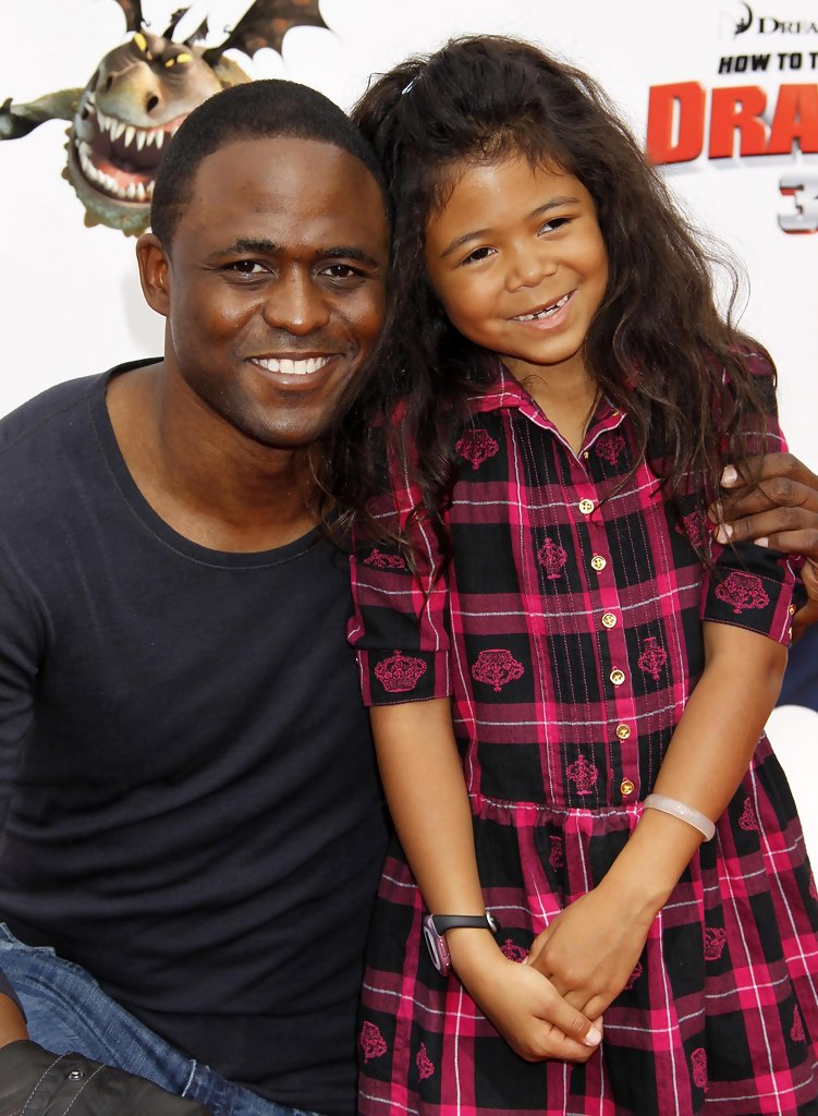 wayne brady in  u0026 39 how to train your dragon u0026 39  los angeles