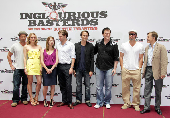 'Inglourious Basterds' Photocall In Berlin - Zimbio
