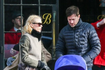 Jaime King James Newman Jaime King Out with Her Family