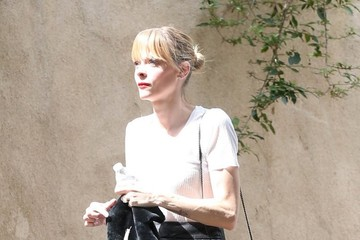 Jaime King Taylor Swift and Jaime King Get Lunch