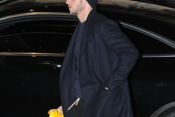Jamie Bell Jamie Bell Shops At Barney's New York