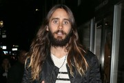 Jared Leto Spotted Out in NYC