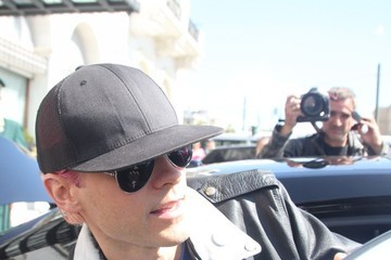 Jared Leto Jared Leto Spends the Day in Athens, Greece