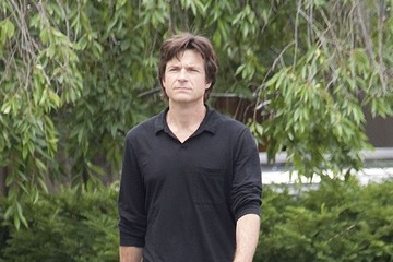 Jason Bateman Scenes from 'The Family Fang' Set