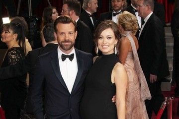 Jason Sudeikis Arrivals at the 86th Annual Academy Awards