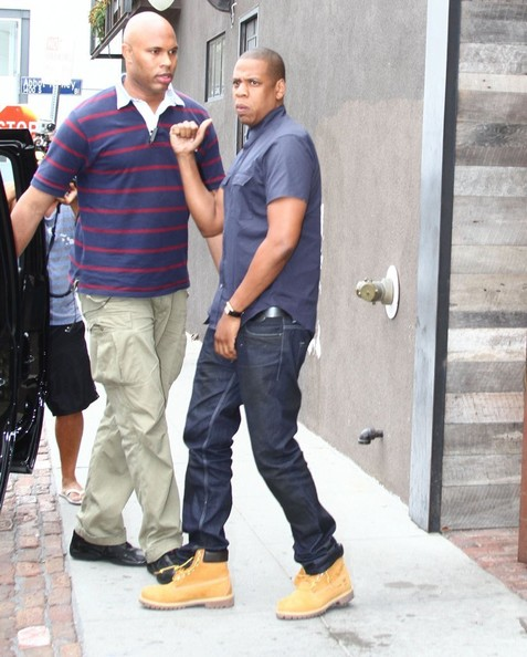 jay z out for lunch in venice beach zimbio. Black Bedroom Furniture Sets. Home Design Ideas