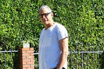 Jeff Goldblum Jeff Goldblum Hits The Gym