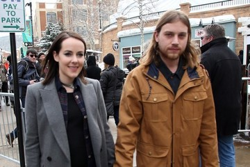 Jena Malone Celebrities Out And About At The Sundance Film Festival