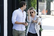 Jennie Garth and David Abrams Photos Photo