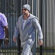 Jeremy Bieber Justin Bieber's Dad Arrives at the Dade County Jail