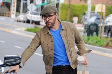 Jeremy Piven Jeremy Piven Out for Lunch