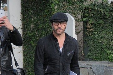 Jeremy Piven Jeremy Piven Goes out in Los Angeles