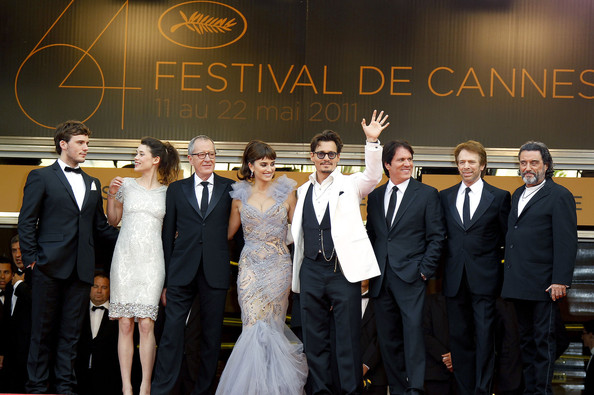 """64th Annual Cannes Film Festival - """"Pirates Of The Caribbean: On Stranger Tides"""" Premiere 2 []"""