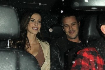Jessica Lowndes Celebrities Enjoy A Night Out At Craig's