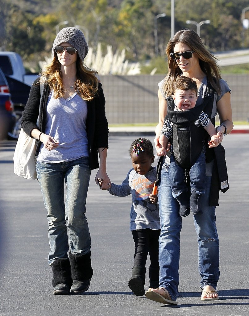 Jillian michaels heidi rhoades