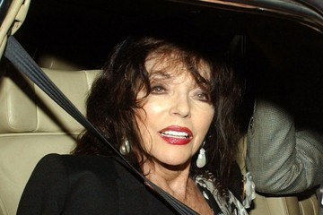 Joan collins without makeup joan collins celebs grab