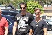 Joe Manganiello Out For Lunch In Brentwood