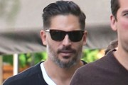 Joe Manganiello Out For Lunch in West Hollywood