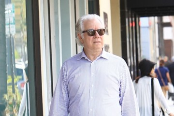 John Larroquette John Larroquette Is Seen Out in Beverly Hills