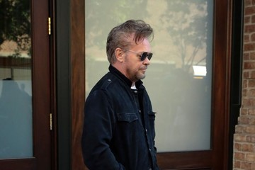 John Mellencamp John Mellencamp Goes Out in NYC