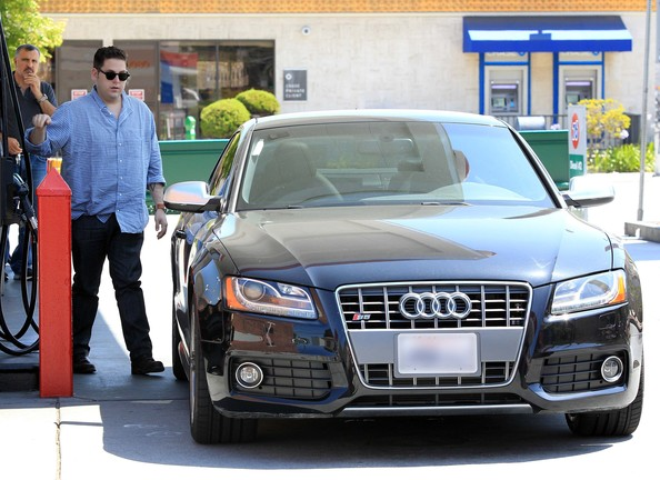 photo of Jonah Hill Audi S5 - car