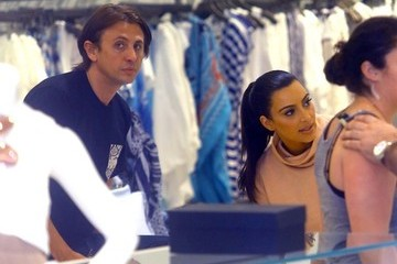 Jonathan Cheban The Kardashian Sisters Shop in Miami
