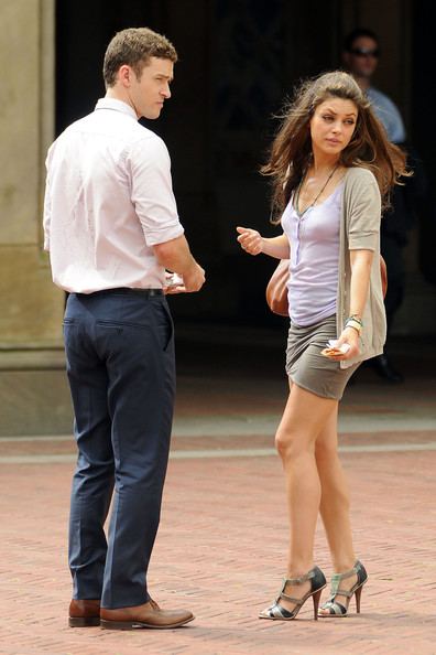 Justin timberlake and mila kunis dating — pic 1