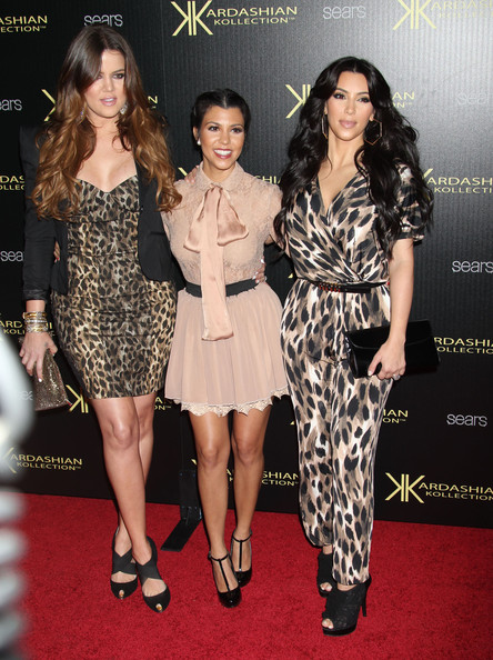 Stars Arrive at the Kardashian Kollection Launch Party