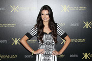 Celebrities attend the Kardashian Kollection Launch Party at The Colony in Hollywood.