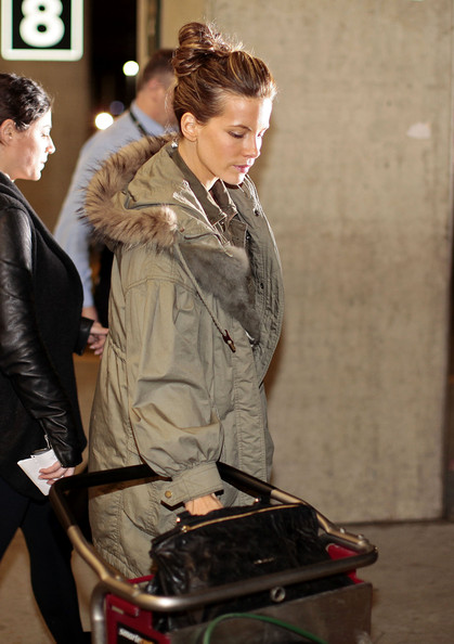 Kate Beckinsale Vancouver photo