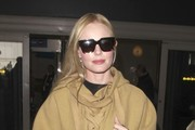 Kate Bosworth Is Seen Arriving at LAX