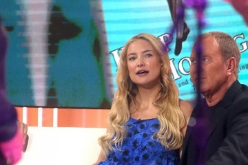 Kate Hudson Michael Kors Kate Hudson Appears on 'The Today Show'